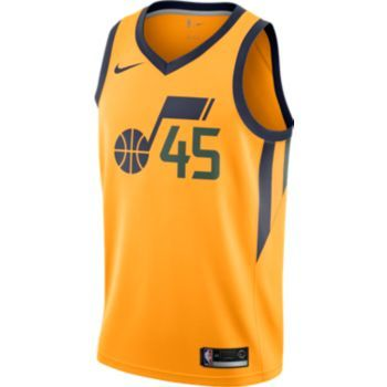 Utah Jazz Statement Swingman Jersey Donovan Mitchell