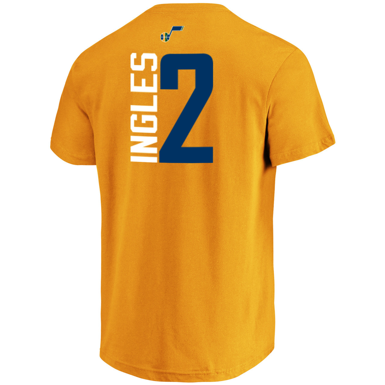 Utah Jazz Vertical N&N Tee Joe Ingles